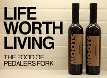 Life Worth Living: The Food of Pedalers Fork